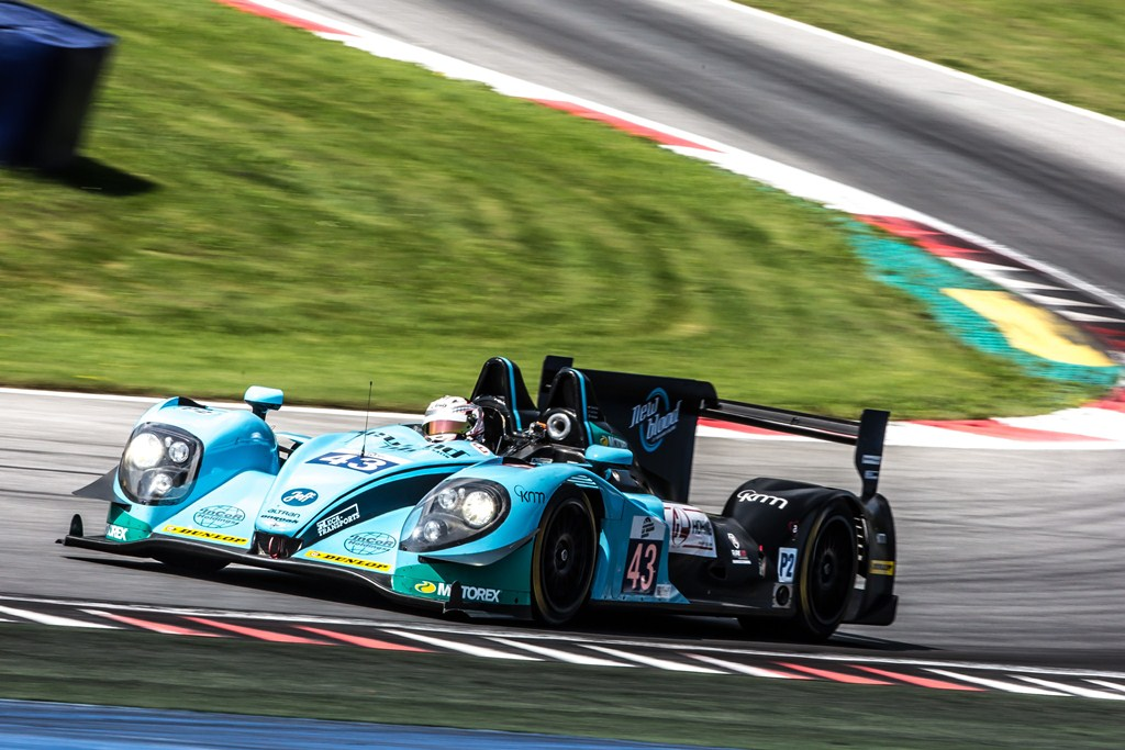 ELMS European Le Mans Series, 4 Heures Red Bull Ring - Newblood by Morand Racing n°43 - KLIEN / HIRSCH / RAGUES
