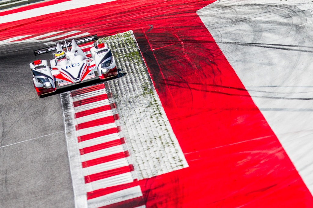 ELMS European Le Mans Series, 4 Heures Red Bull Ring - Jota Sport n°38 - DOLAN / TINCKNELL / ALBUQUERQUE