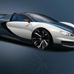 Future Bugatti Veyron hybride : 1 500 cv pour 470 km/h !