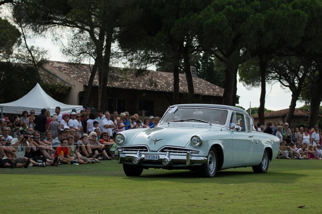 Studebaker Commander V8 Coupé 1954