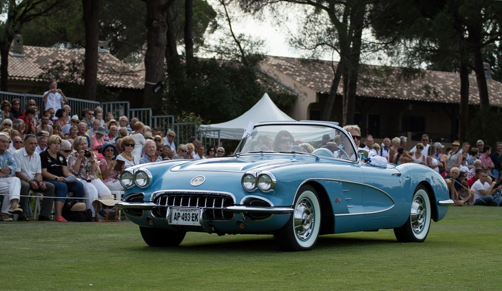 Corvette Cabriolet 1959