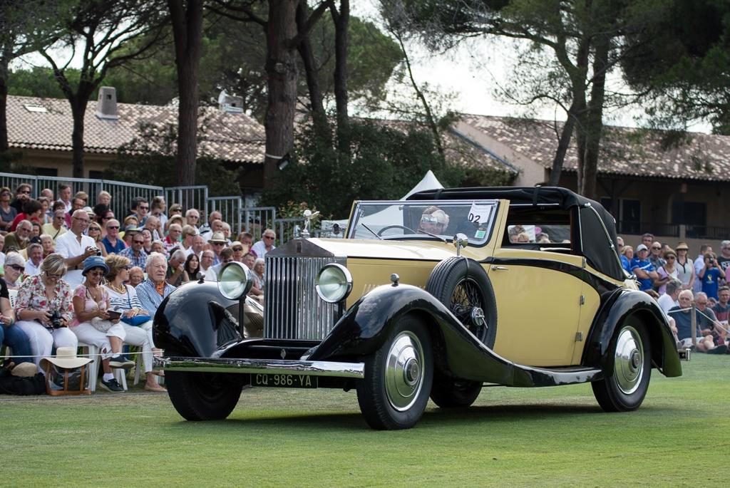 Rolls Royce Twenty Cabriolet Southen Motors 1928