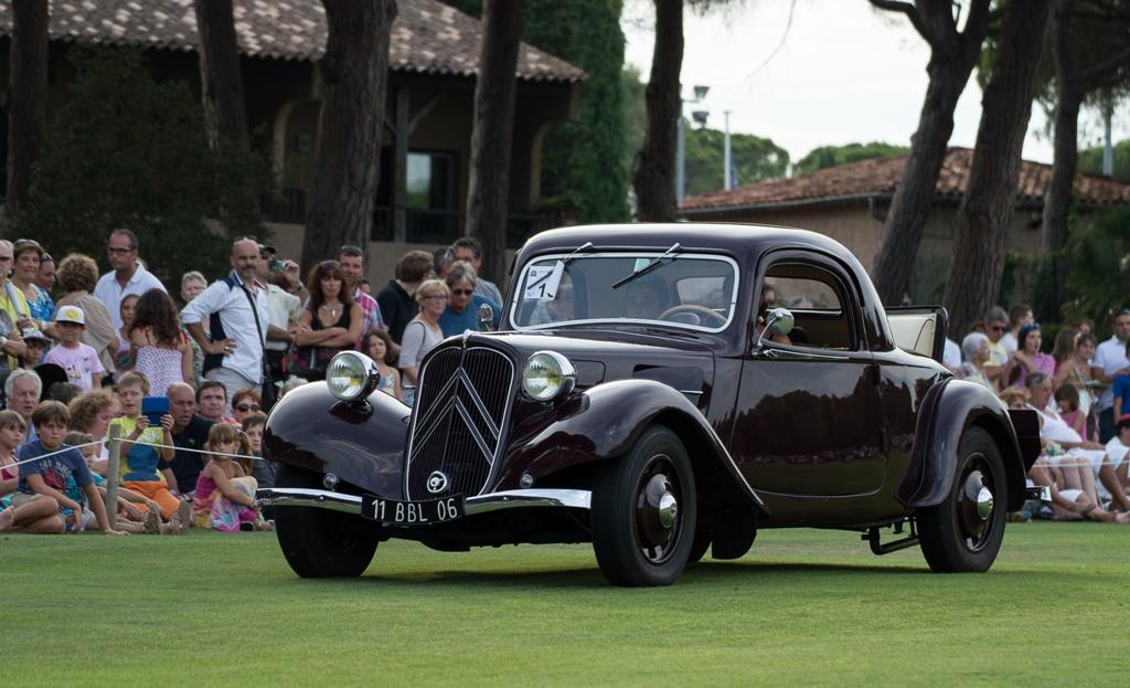 Citroën 11 BL Coupé 1938