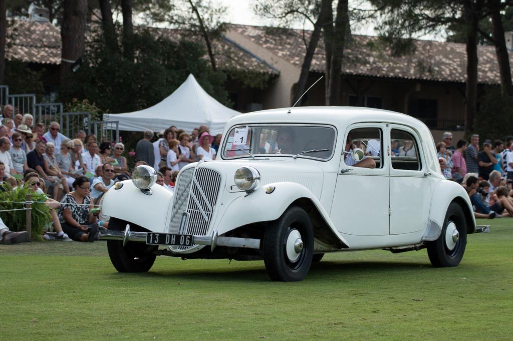 Citroën 11 BL 1954