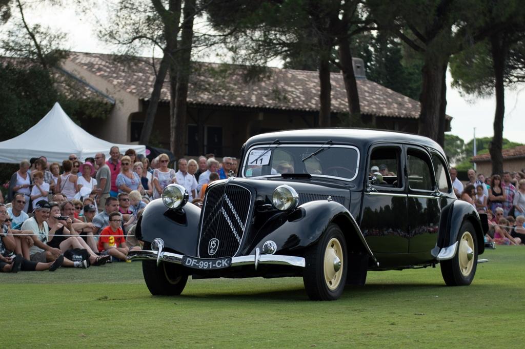 Citroën 15 G Six Familiale 1939