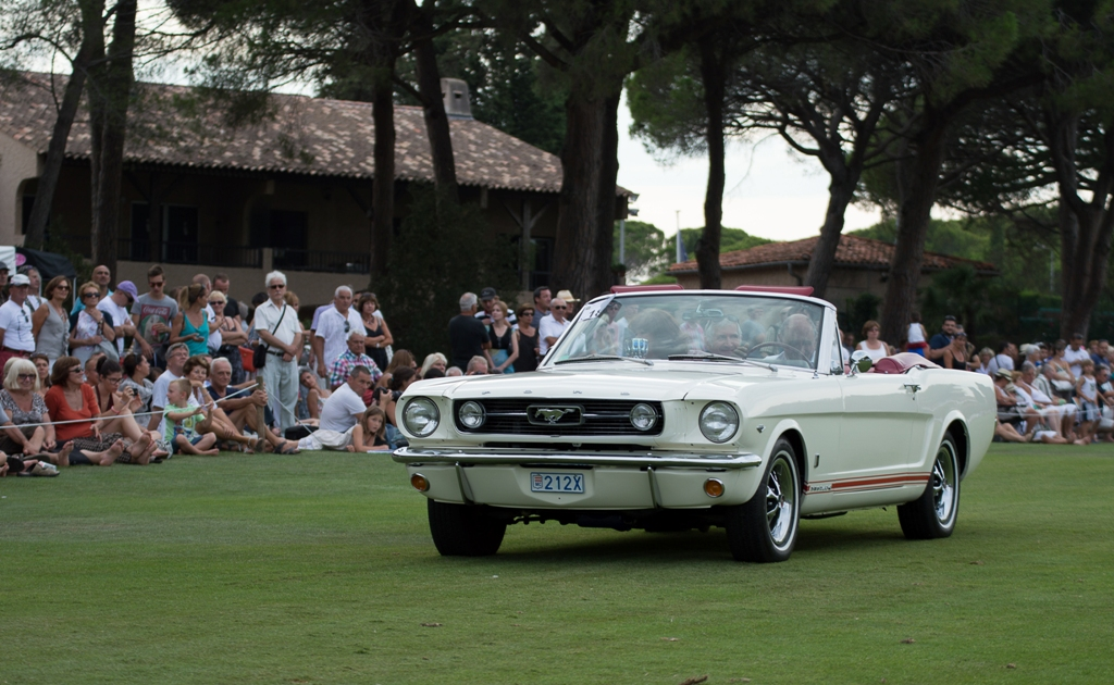 Ford Mustang GT Cabriolet 1966