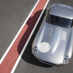 Jaguar Type E Lightweight : Retour vers le futur…