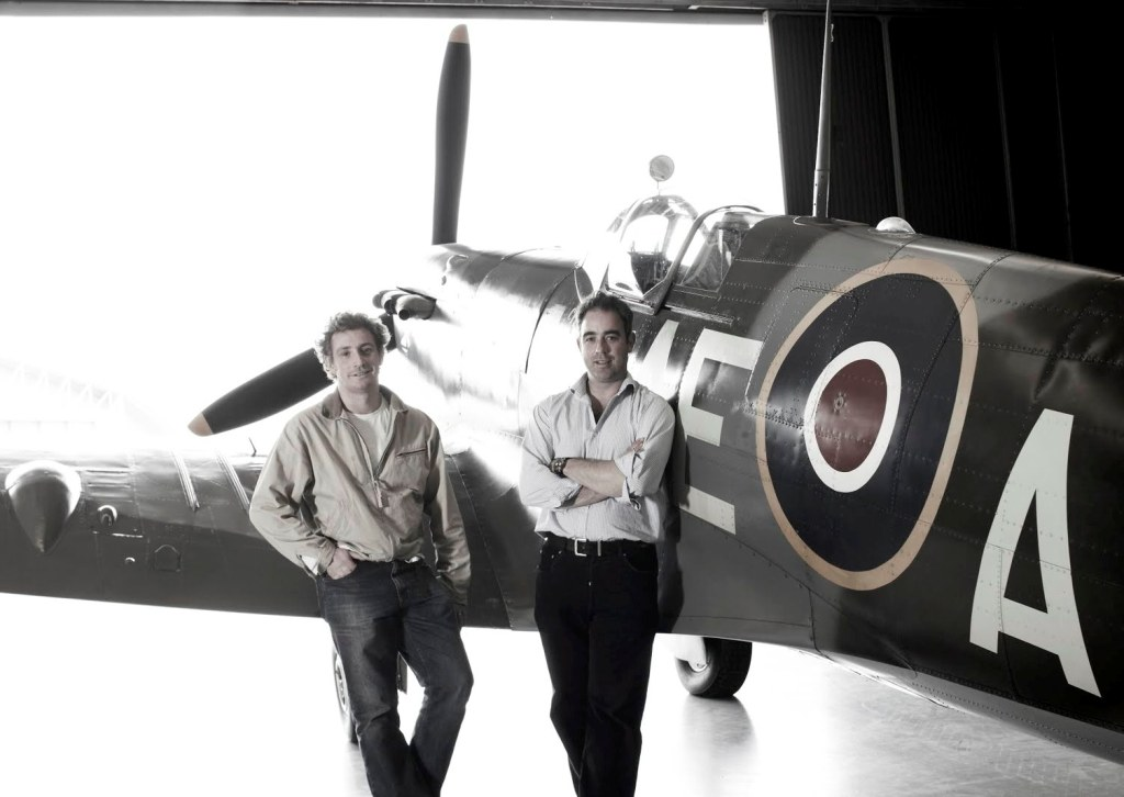 Nick et Giles English - Bremont Watch Company