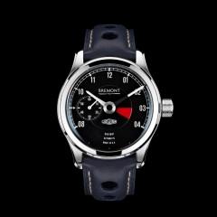 Jaguar et Bremont créent une montre pour la Type E Lightweight
