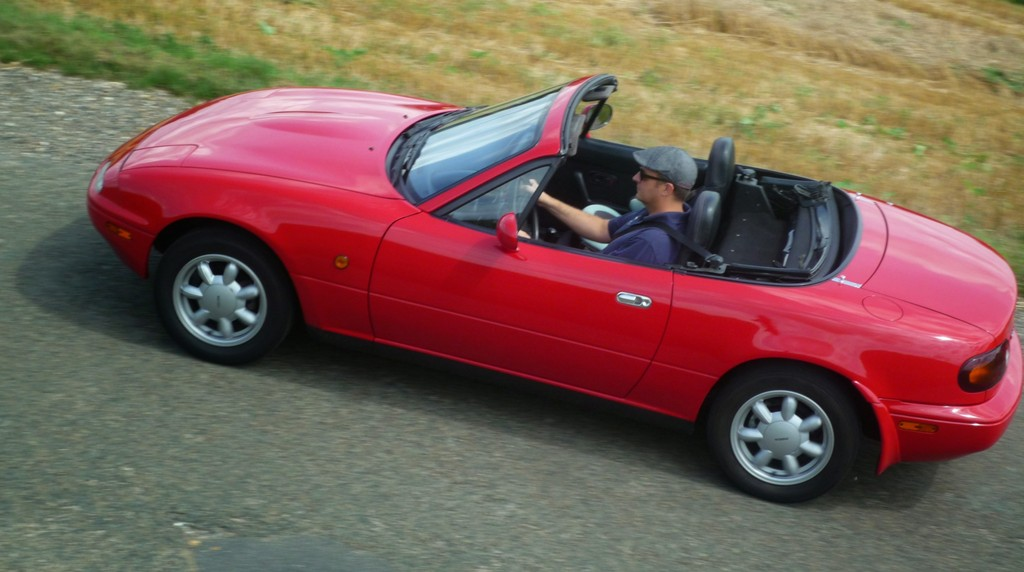 Mazda MX-5 Mk1 (type NA) 1.6L 115 cv