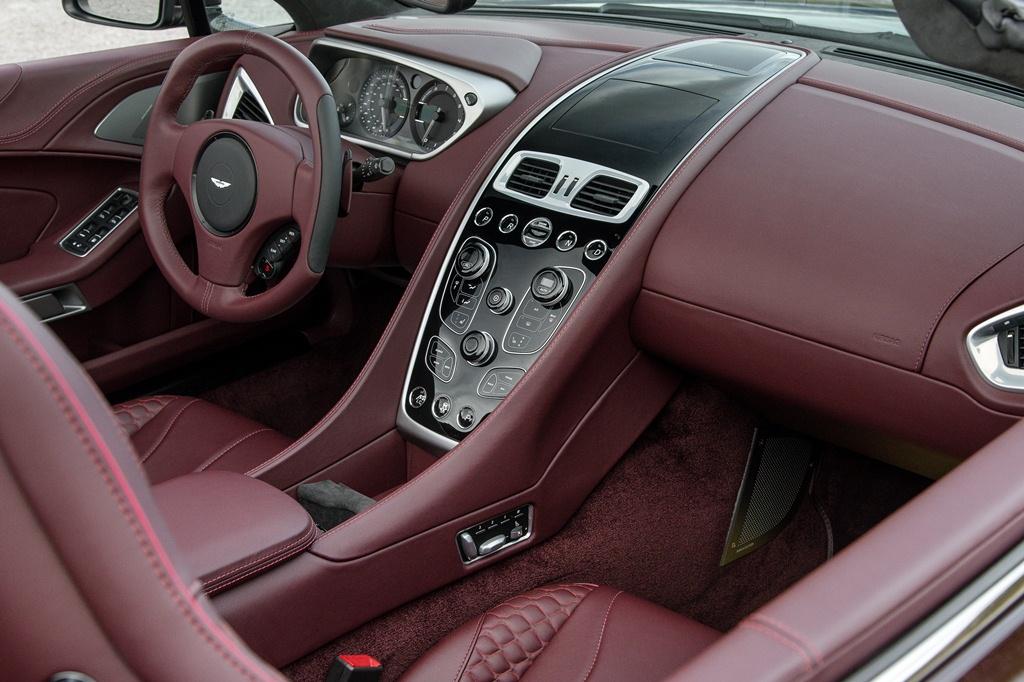 Aston Martin Vanquish Volante MY2015
