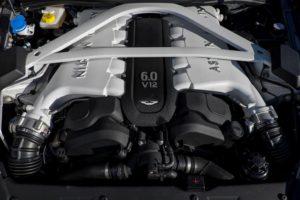 Aston Martin V12 AM29 MY2015