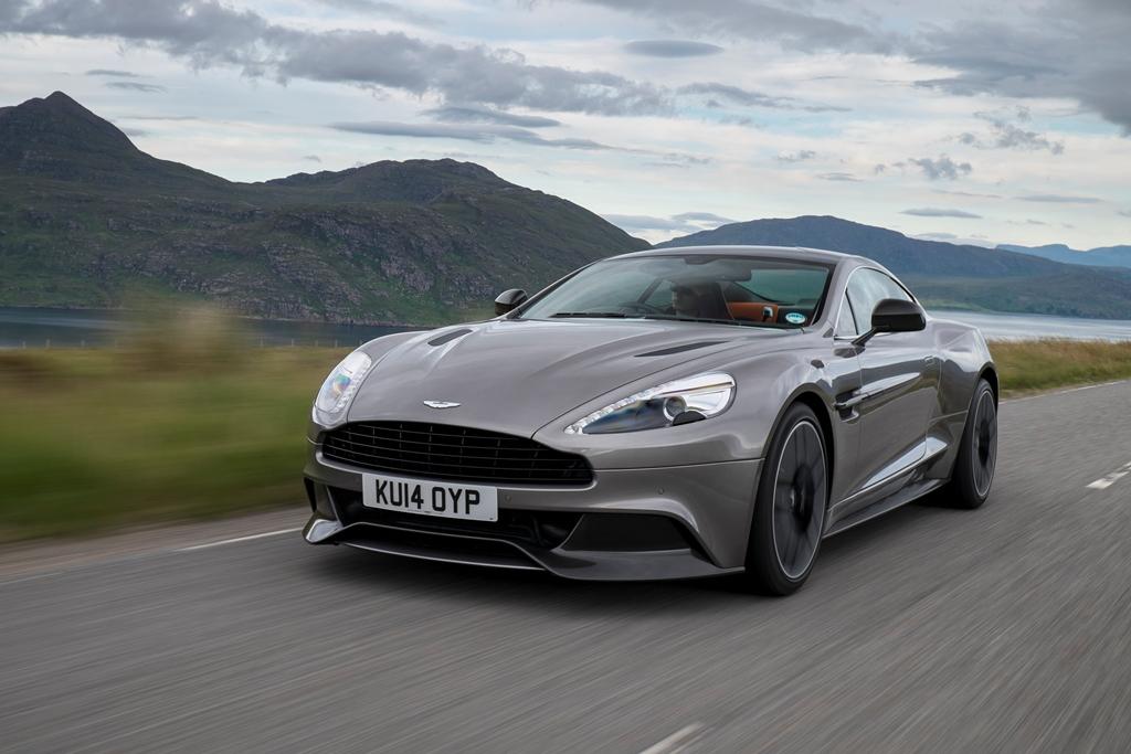 Aston Martin Vanquish MY2015