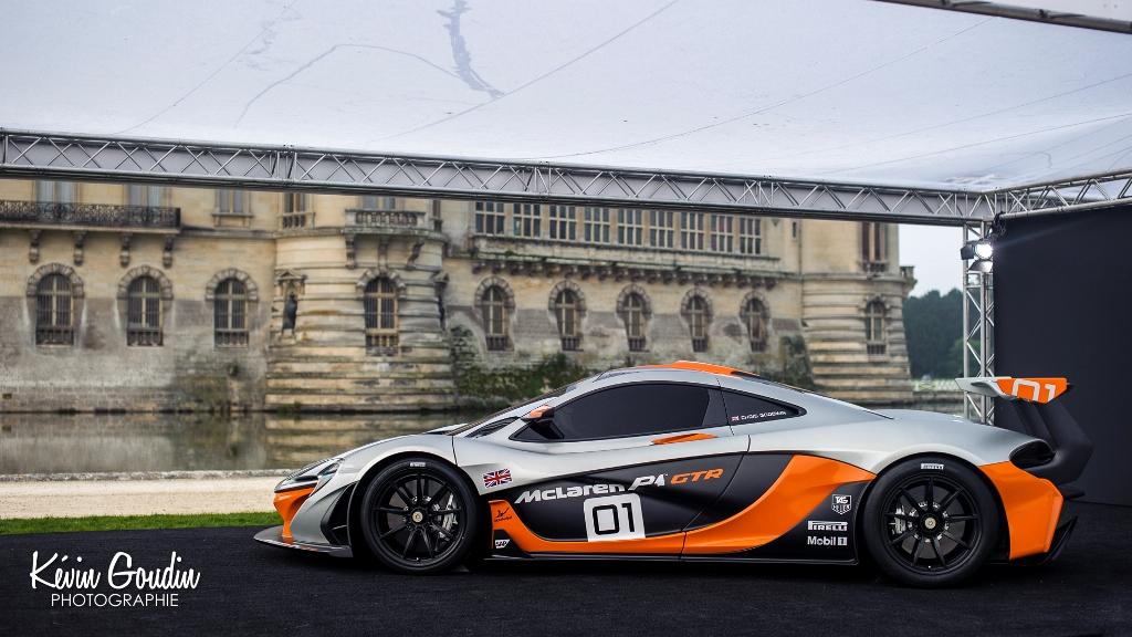 Chantilly Arts & Elégance Richard Mille 2014 - Kévin Goudin Photographie - McLaren P1 GTR