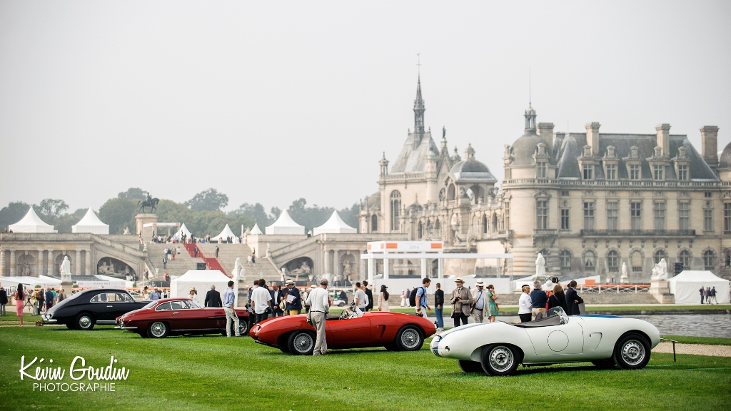 Chantilly Arts & Elégance Richard Mille 2015 - Kévin Goudin Photographie