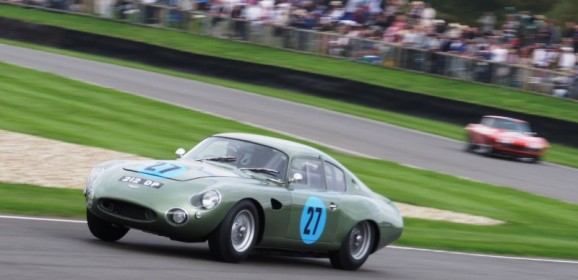 Goodwood Revival : Royal Automobile Club TT Celebration
