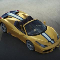 Ferrari 458 Speciale A : Edition limitée en 499 exemplaires