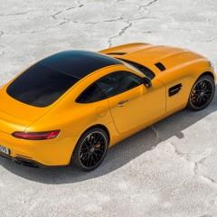 Mercedes AMG GT : F-Type et 911 en ligne de mire