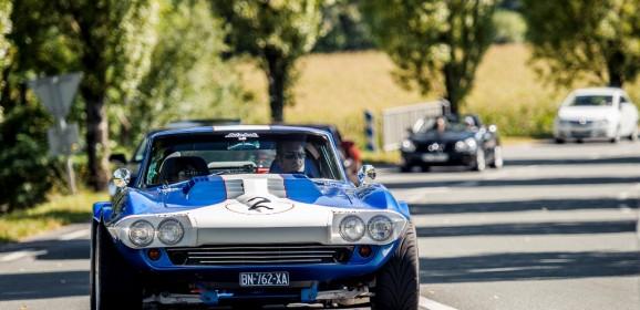 Circuit des remparts Angoulême 2014 : Rallye Touristique