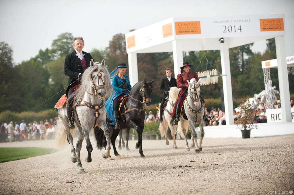 Chantilly Arts & Elégance Richard Mille 2014 - Joris Clerc Photographie