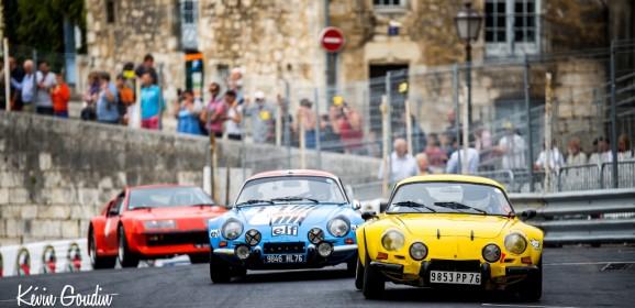 Circuit des remparts Angoulême 2014 : Alpine à l'honneur