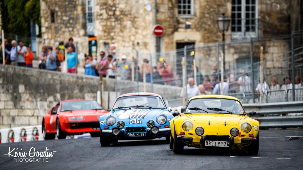 Circuit des remparts Angoulème 2014 - Alpine