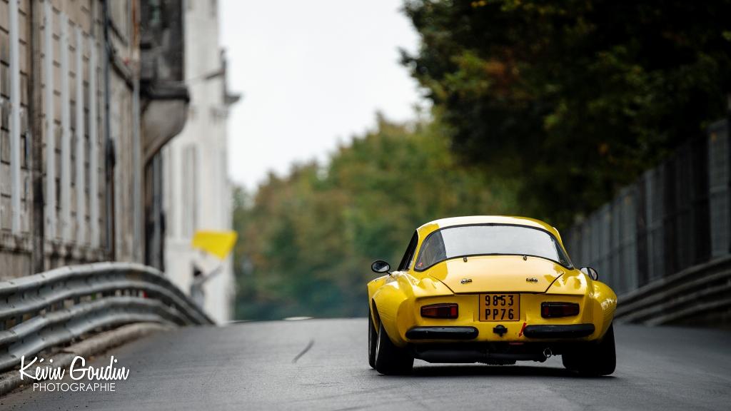 Circuit des remparts Angoulême 2014 - Alpine