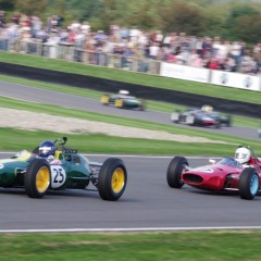 Goodwood Revival 2014 : Glover Trophy