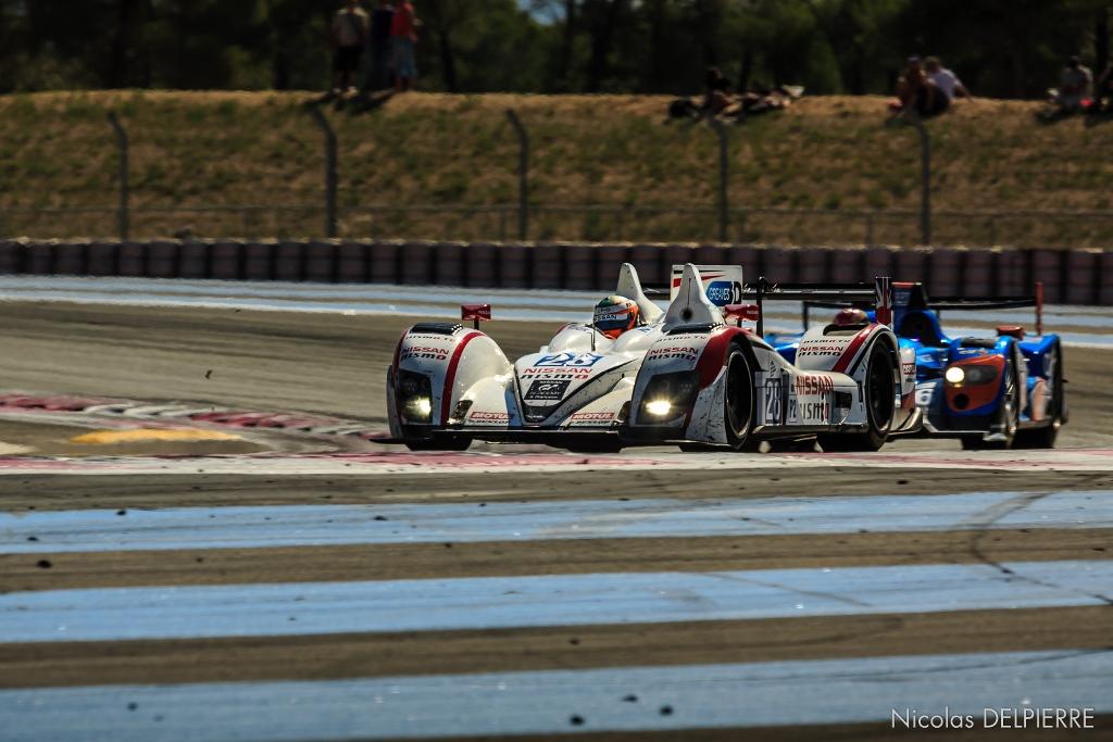 ELMS au Castelet Paul Ricard 2014 - Greaves Motorsport n°28 Zytek de Bacheta et Shulzhitskiy