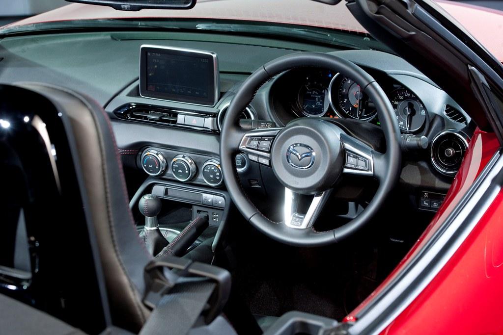 Mazda MX-5 4ème génération