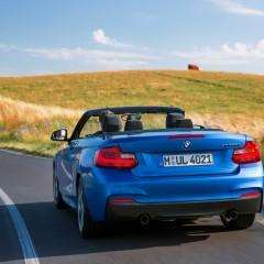 BMW M235i cabriolet : Lancement au Mondial de Paris