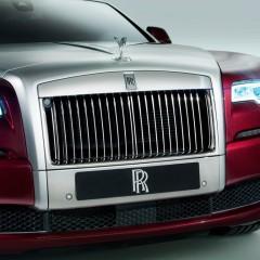 Rolls Royce Ghost II présentée au marché Chinois