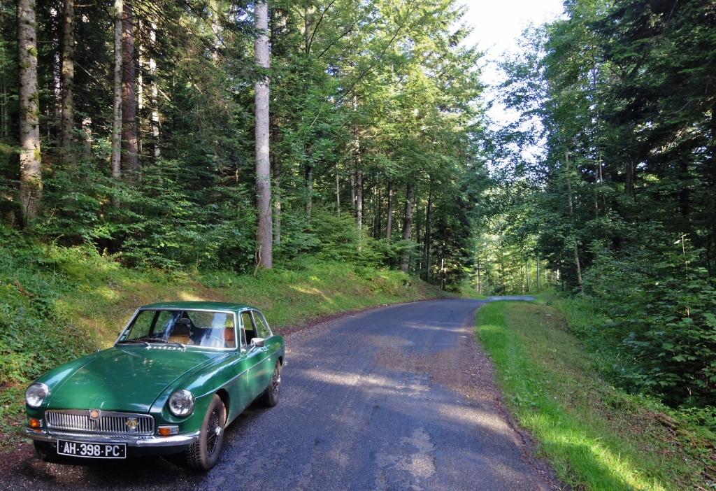 MG B GT 1971
