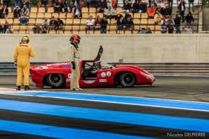 10 000 tours au Castellet 2014 - Nicolas Delpierre - Classic Endurance Racing