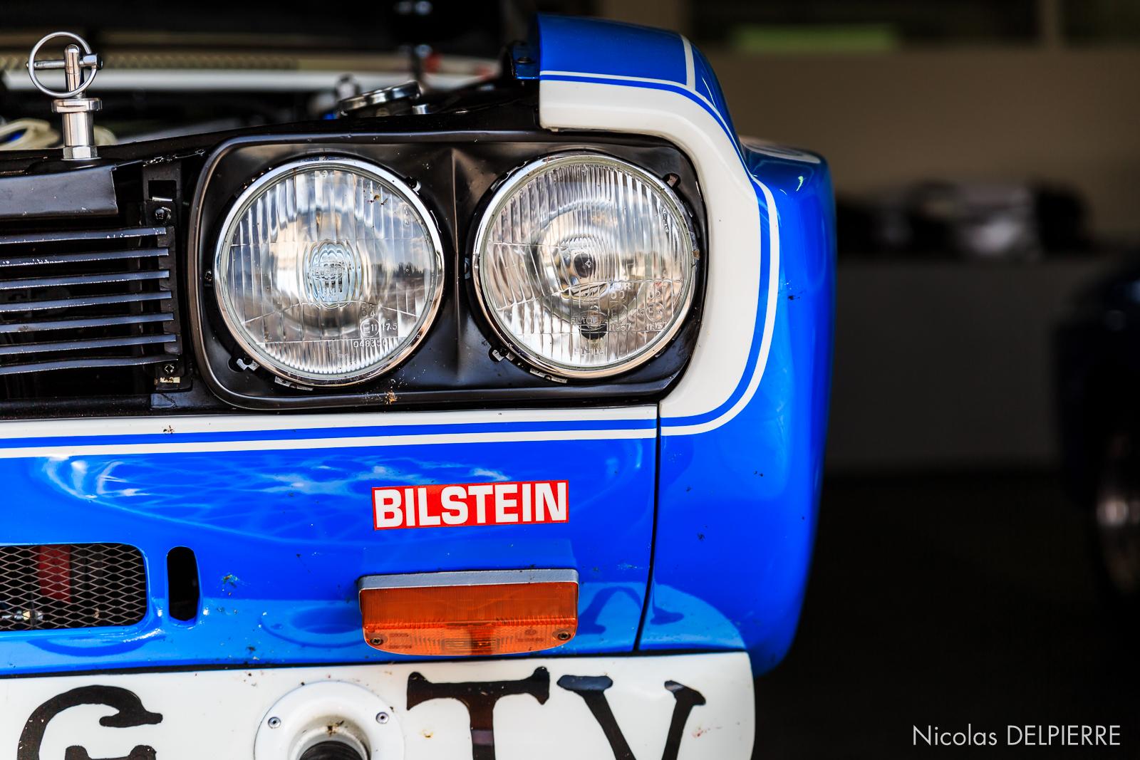 10 000 tours au Castellet 2014 - Nicolas Delpierre - HTC & U2TC