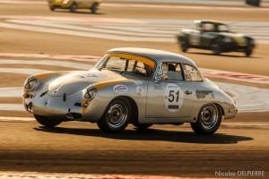 10 000 tours au Castellet 2014 - Nicolas Delpierre - Sixties Endurance