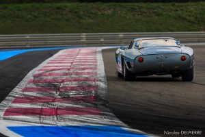 10 000 tours au Castellet 2014 - Nicolas Delpierre - Trofeo Nastro Rosso