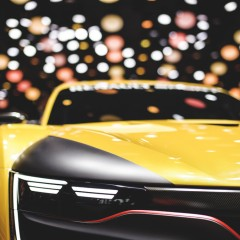 Mondial de l'Automobile Paris 2014 : Les voitures de course