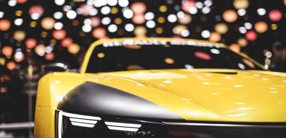 Mondial de l'Automobile Paris 2014 : Les voitures de course