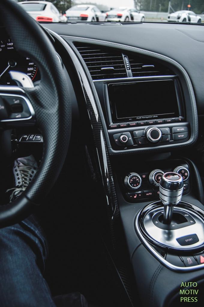 Circuit de Bilster Berg - Audi Driving Experience - Audi R8 V10 Plus