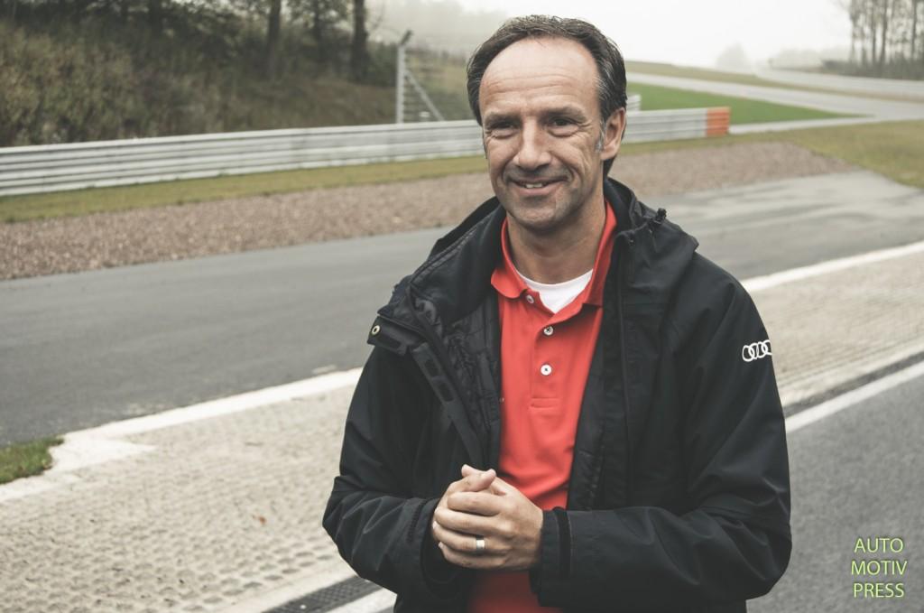 Circuit de Bilster Berg - Audi Driving Experience - Audi R8 V10 Plus - Marco Werner