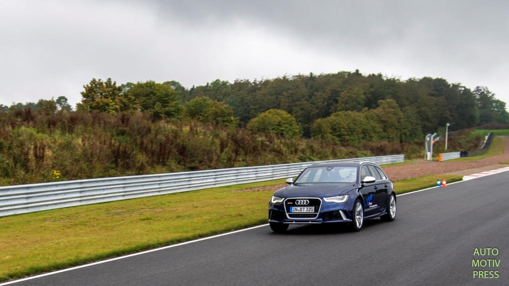 Circuit de Bilster Berg - Audi Driving Experience - RS6 Avant
