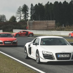 Audi Driving Experience : RS mode d'emploi