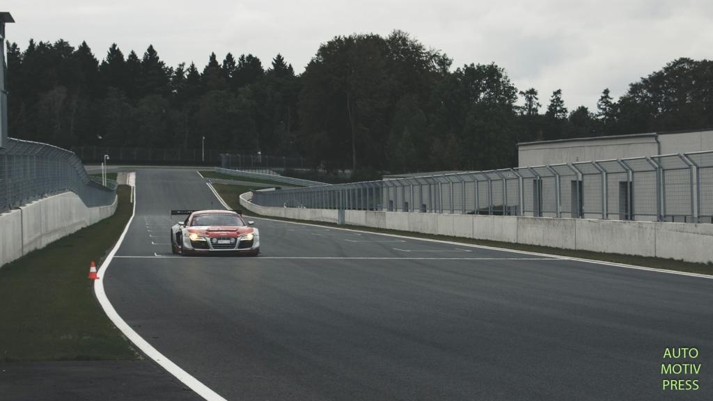 Circuit de Bilster Berg - Audi Driving Experience - Audi R8 LMS