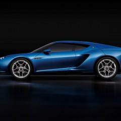 Lamborghini Asterion : Une GT hybride rechargeable au Mondial de Paris !