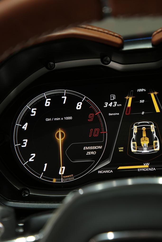 Lamborghini Asterion LP910-4