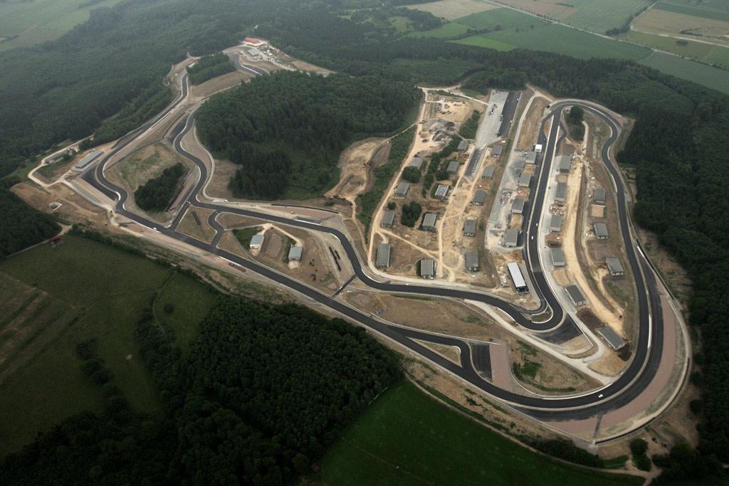 Circuit de Bilster Berg - Audi Driving Experience
