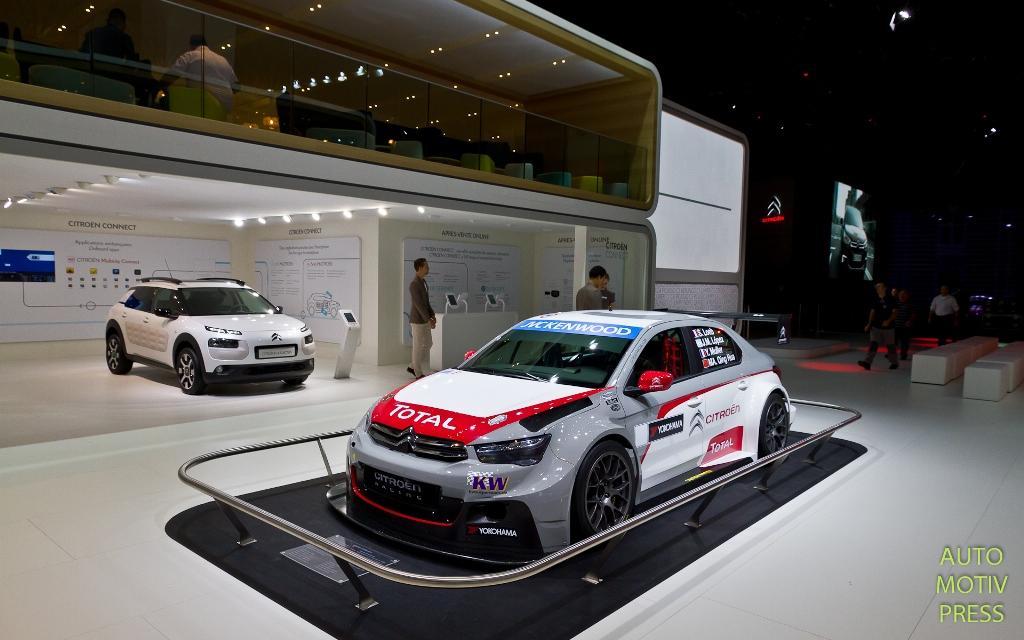Citroën Racing C4 WTCC