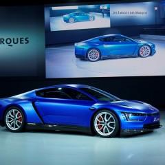 Volkswagen XL Sport : La sportive efficiente à moteur Ducati !