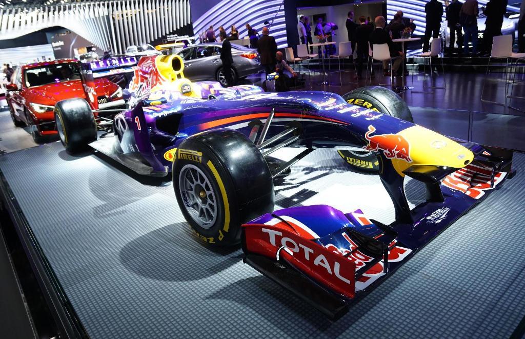 Red Bull Racing Renault